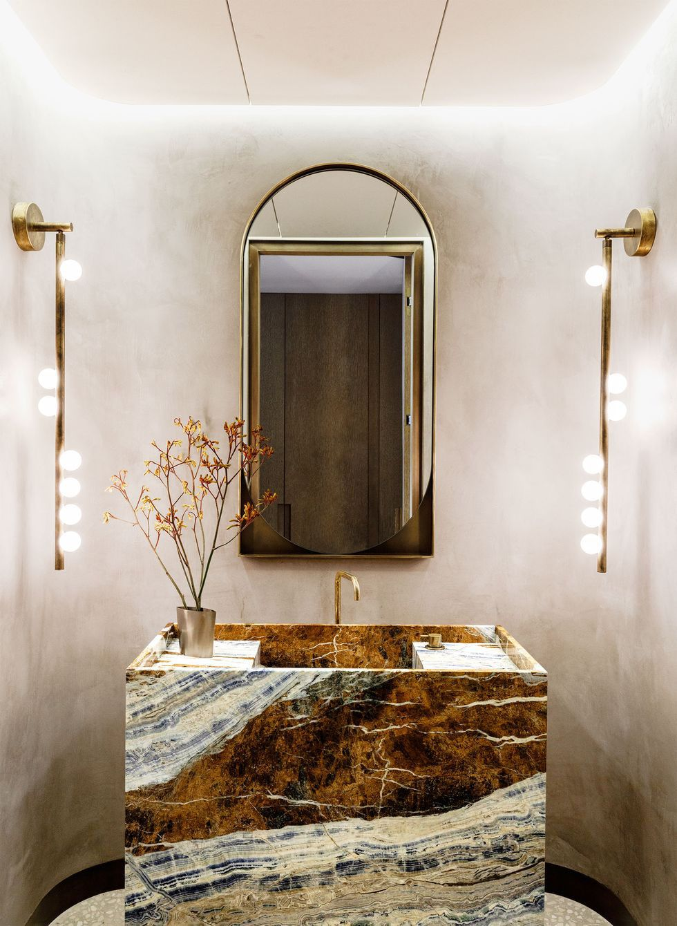 These Are The Most Beautiful Bathrooms We Ve Ever Seen In 2021 Elle Decor Beautiful Bathrooms Small Bathroom Elle decor best bathrooms