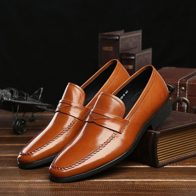 Bears Boxing Men's Casual Loafer Sport Quick Drying Slip-On Loafer Shoes