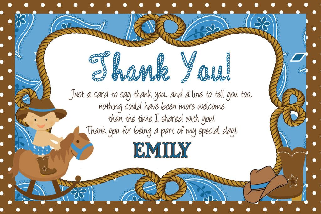 Fresh baby shower thank you cards baby shower thank you