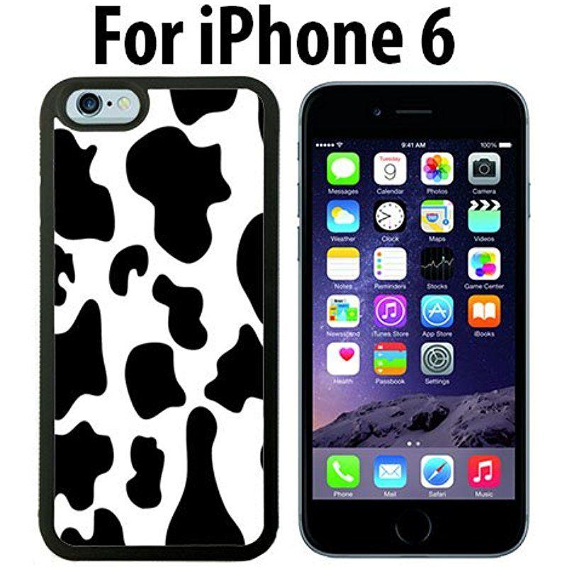 Cow print custom case coverskin new case for apple