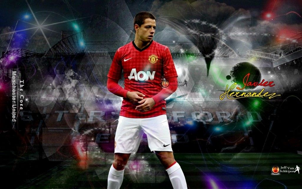 Javier Hernandez Manchester United 2012-2013 HD Best ...