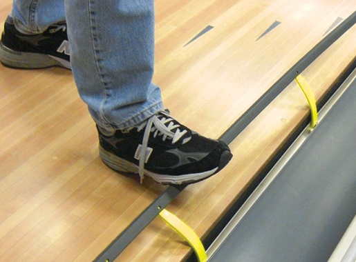 Bowling Alley Lane Bumper System Cleaning Gutters Seamless Gutters Bowling Alley