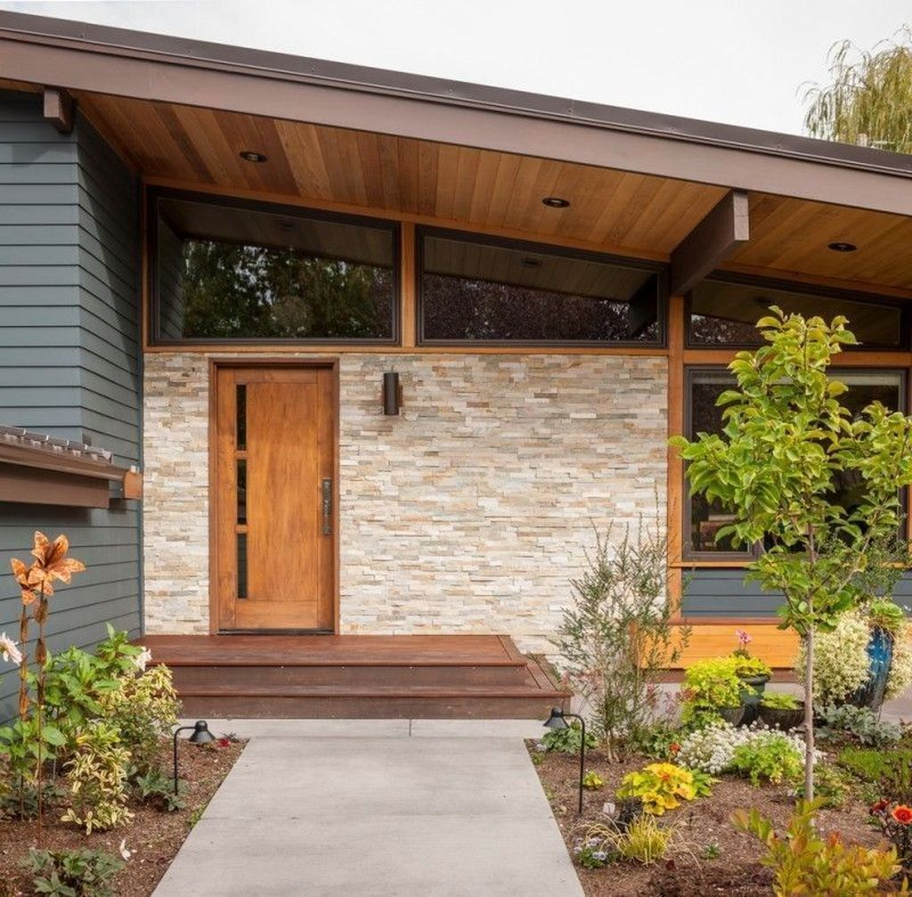 We Might Be The Ones You Have Been Looking For Delightfull Gives You The Best Mid Century Mid Century Modern Exterior Modern Exterior Mid Century Modern House