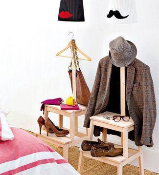 Idea Original Para Galán De Noche Deco Moments Pinterest Ikea