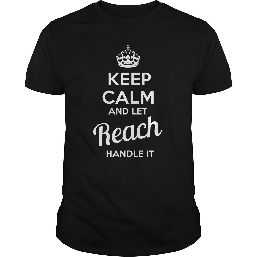 awesome  REACH -  Discount 15% Check more at http://teeshirtdaily.com/camping/hot-tshirt-name-printing-reach-discount-15.html