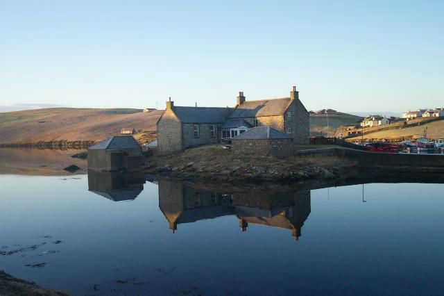 Bridge End Outdoor Centre, Bridge End, Burra, Shetland Islands #shetlandislands