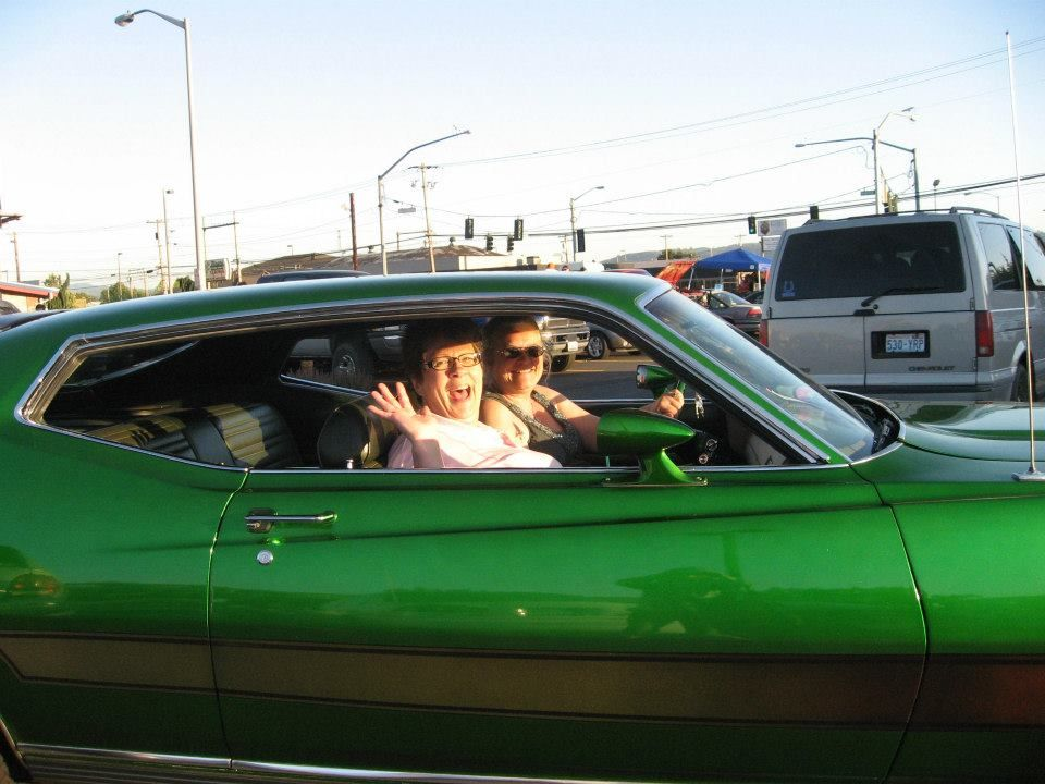 Girls just want to have fun | American Muscle Car | Pinterest ...