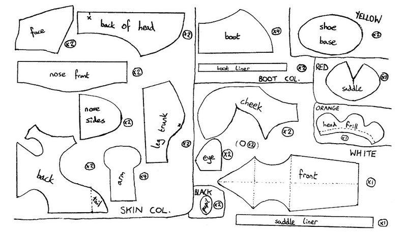 Yoshi Template Yoshi Plush Plush Pattern Sewing Projects For Kids