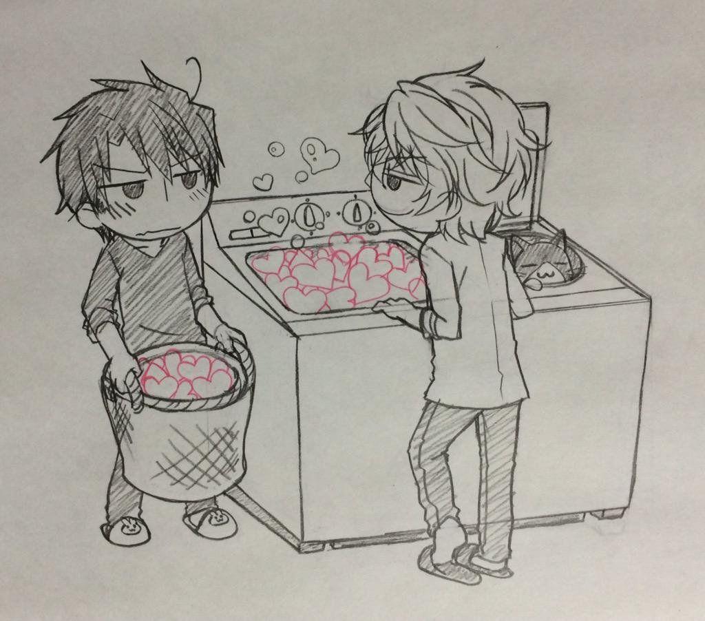 yukarikoume : もう一度恋心洗濯機。 http://t.co/jlqSQHBrfo   Twicsy - Twitter Picture Discovery