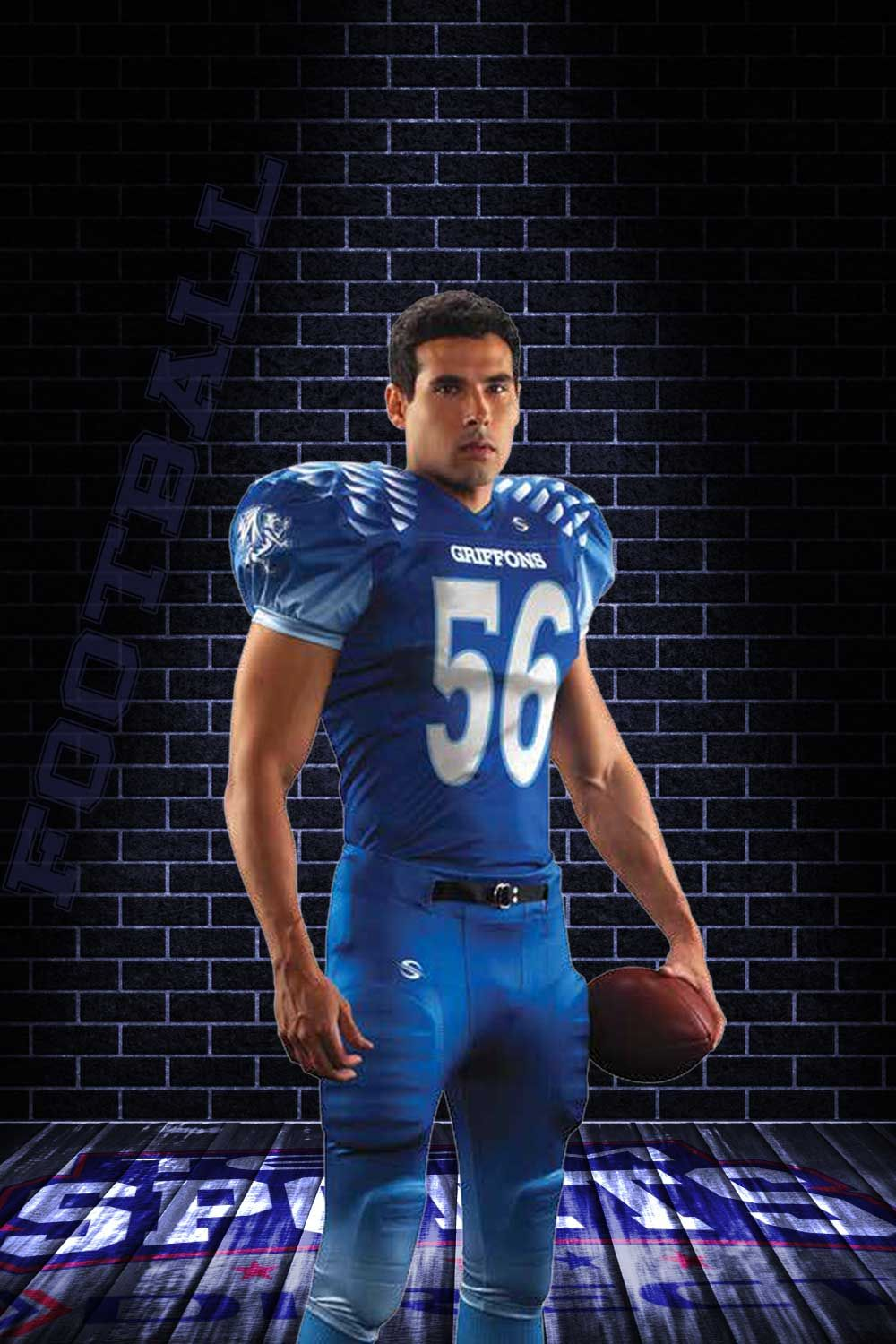 Premium Custom Football Uniforms & Apparel Football