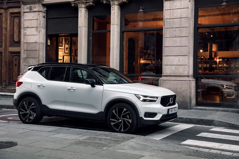 Volvo S Xc40 Compact Suv Named 2018 European Car Of The Year Volvo Suv Volvo Cars Volvo