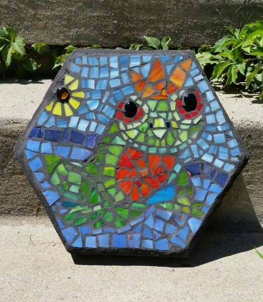 Linda's Frog Prince stepping  stone