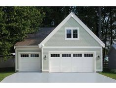 2 1 2 Car Garage With Door Google Search Garage Door Design Best Garage Doors Barn Garage