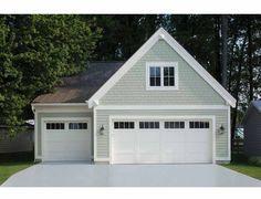 2 1 2 Car Garage With Door Google Search Garage Door Design