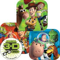 Toy Story Party Supplies - Toy Story 3 Birthday - Party City  sc 1 st  Pinterest & Toy Story Party Supplies - Toy Story 3 Birthday - Party City | My ...