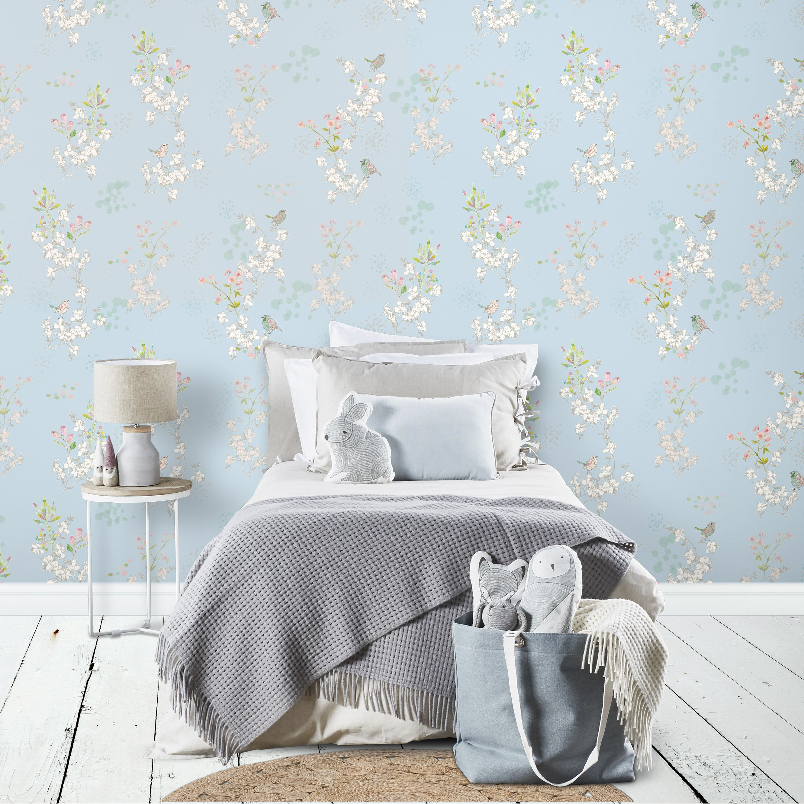 This Item Is Unavailable Girls Room Wallpaper Relaxing Decor Nursery Wallpaper