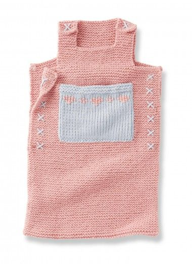 Mag. 182 - #34 Girl's baby sleeping bag | Buy, yarn, buy yarn online, online, wool, knitting, crochet | Buy Online