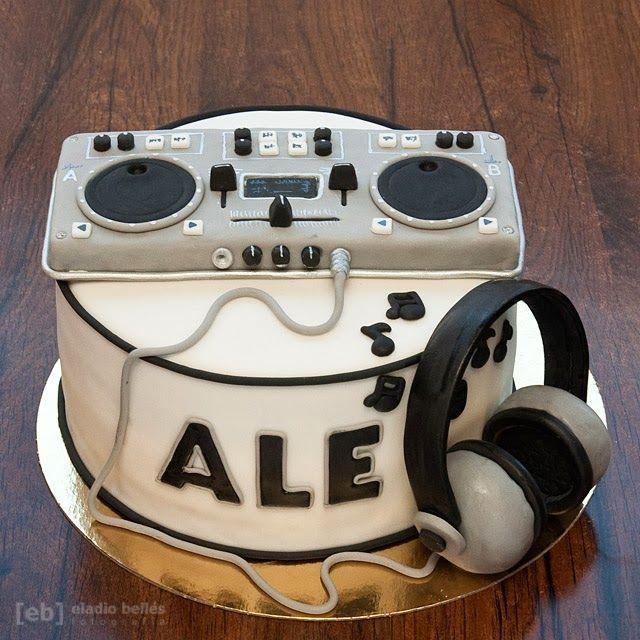 Cantonet: Una tarta para Ale