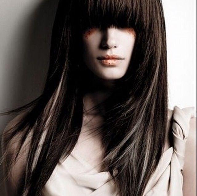 Long Hair Style From Salon U Austin Long Hair Styles Pinterest