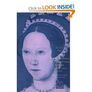 I found this a fascinating look into what was considered the important things for a Christian lady of the 16th century should know.