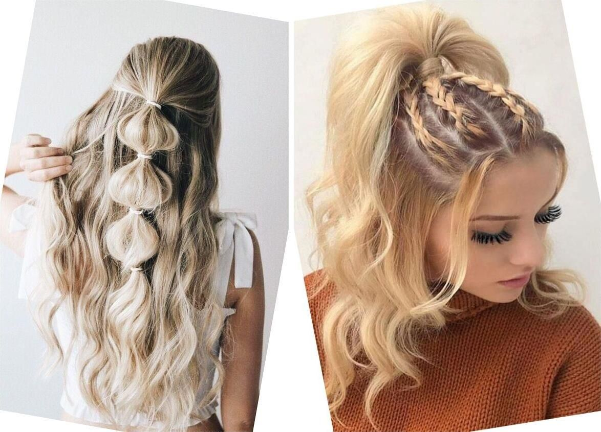 Unique Hairstyles For Long Hair Women S Hair Updos Long Fancy Hairstyles Hair Styles Womens Hairstyles Unique Hairstyles