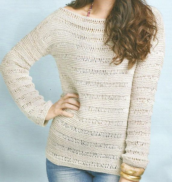 Instant download PDF Knitting Pattern: UK Terms This is a ...