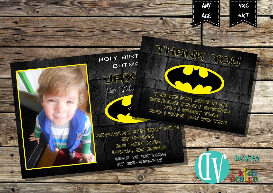 Pin by Jennifer Garcia on Party | Pinterest | Batman birthday, Boy ...