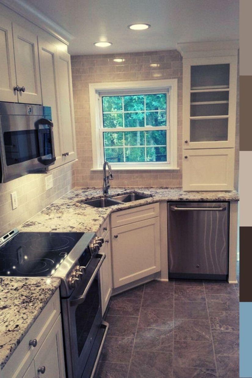 9+ Top Trend Corner Cabinet Ideas   Designs For 9   Kitchen ...