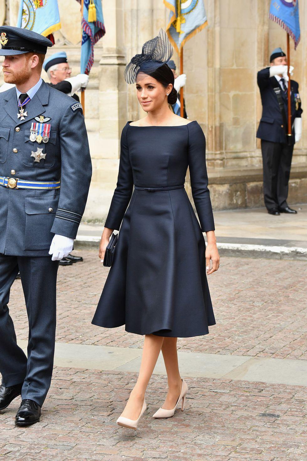 5d033d9a9bfa Meghan Markle's Style Evolution | Meghan Royal Style: | Dior dress, Meghan  markle style, Fashion