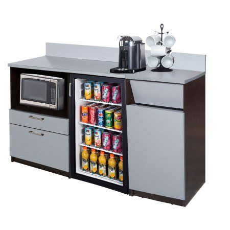 Best Coffee Kitchen Lunch Break Room Furniture Cabinets Fully 400 x 300
