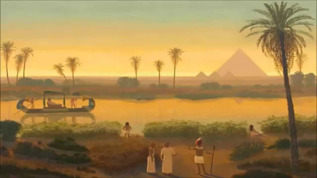 ancient egypt nile river Ancient egypt was a long-lived civilization in north-eastern africa it was  concentrated along the middle to lower reaches of the nile river, reaching its  greatest.