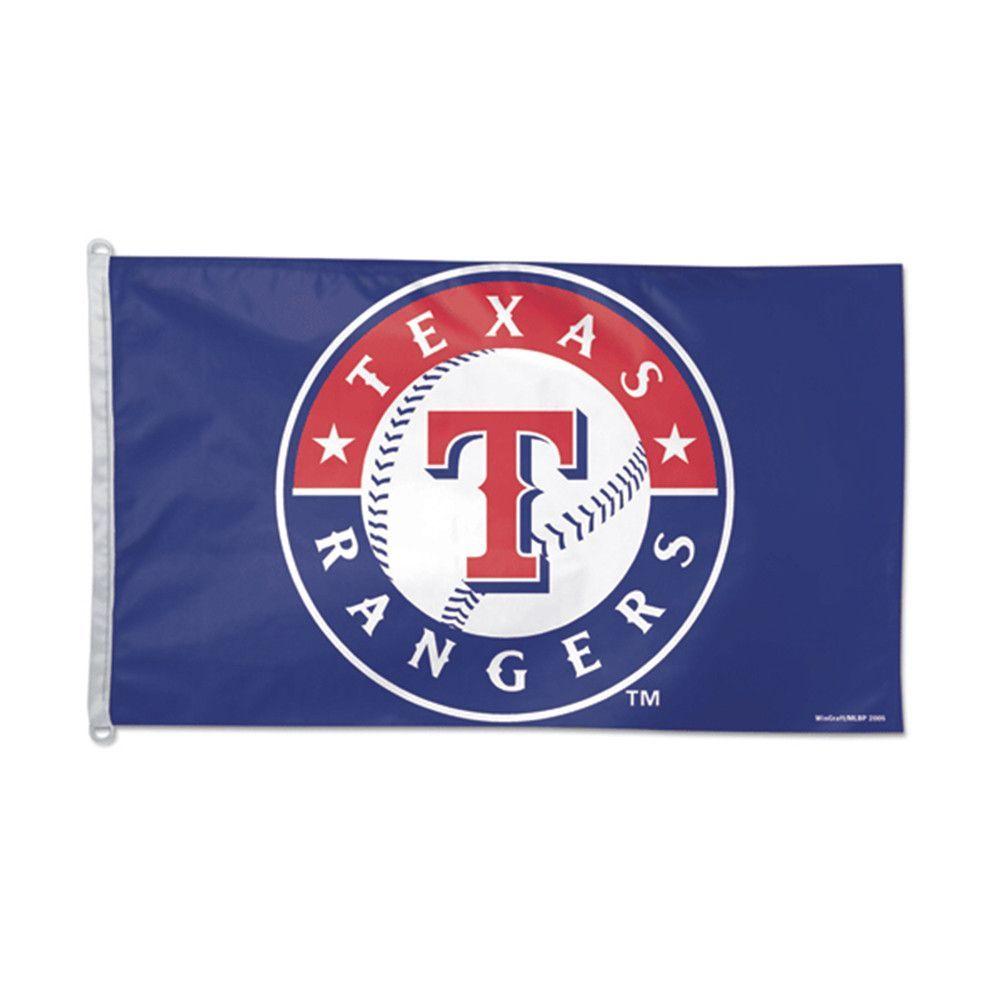 Texas Rangers Mlb 3x5 Banner Flag 36x60 Mlb Texas Rangers Texas Rangers Baseball Texas Rangers