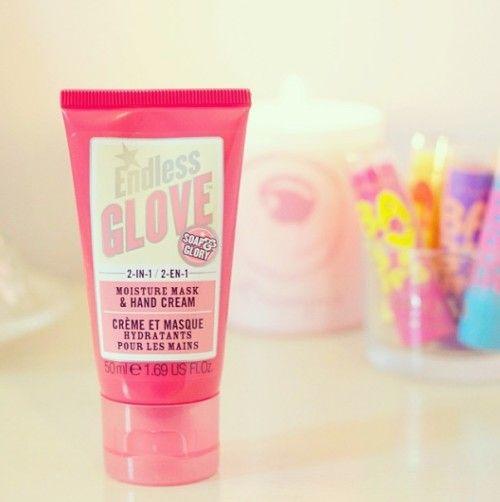 Soap & Glory Endless Glove moisture mask and hand cream   Fiixii