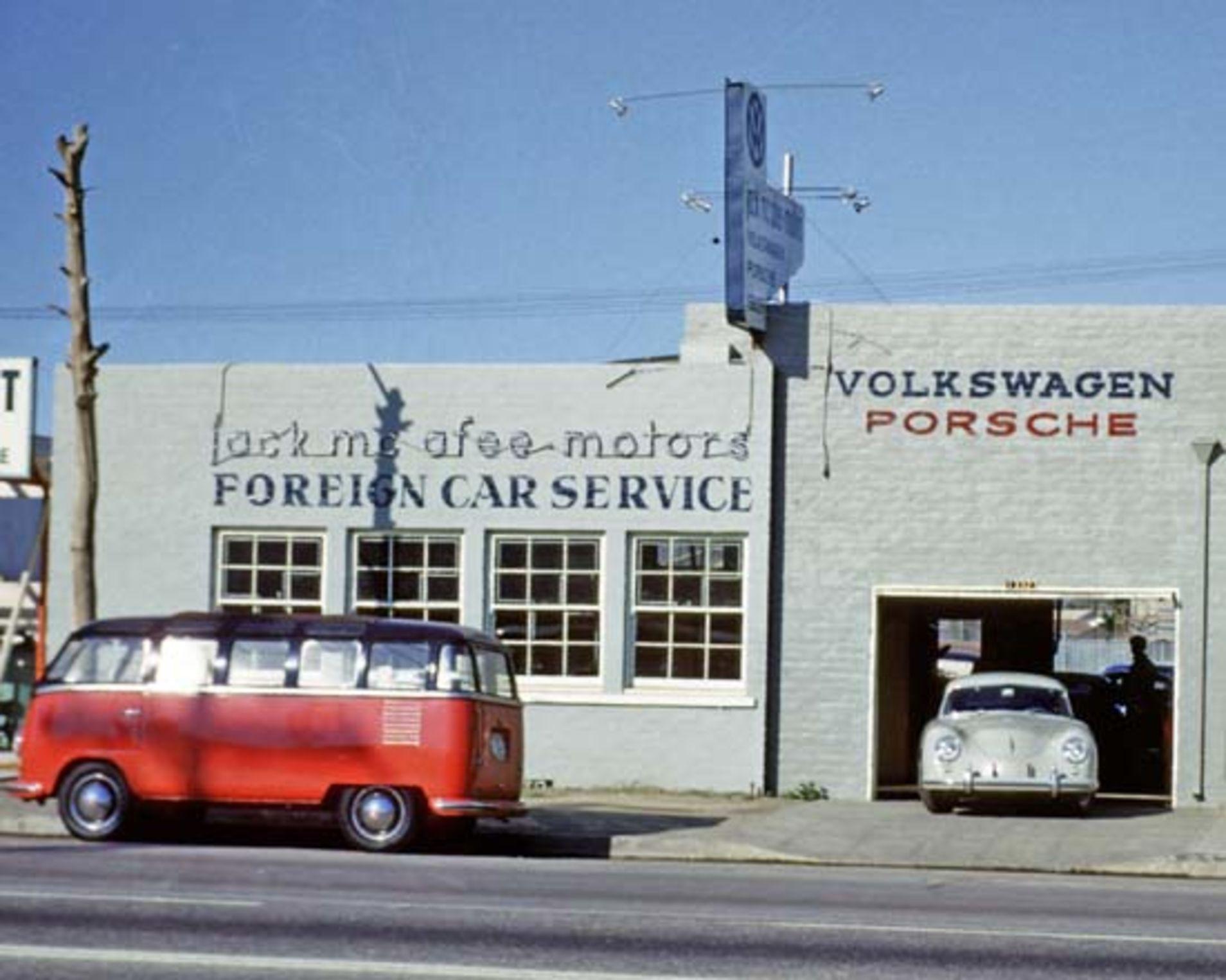 Glory Days Vintage, PreCarpocalypse Auto Dealerships