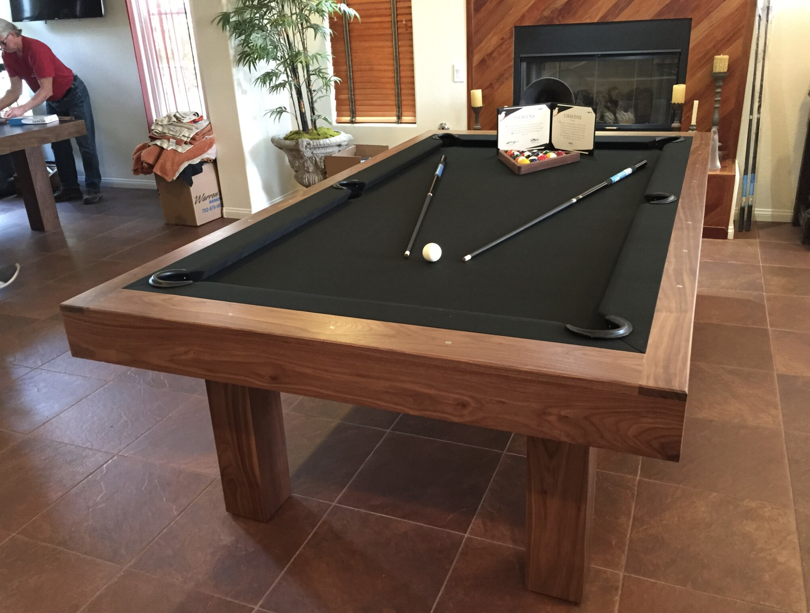 This Signature Design Is A Masterpiece Of Simplicity The Clean Lines And Effortless Minimalism Emanate A Panache That I Modern Pool Table Pool Table Billiards