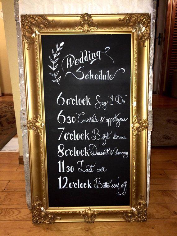 Custom Chalkboards by CustomScripts on Etsy