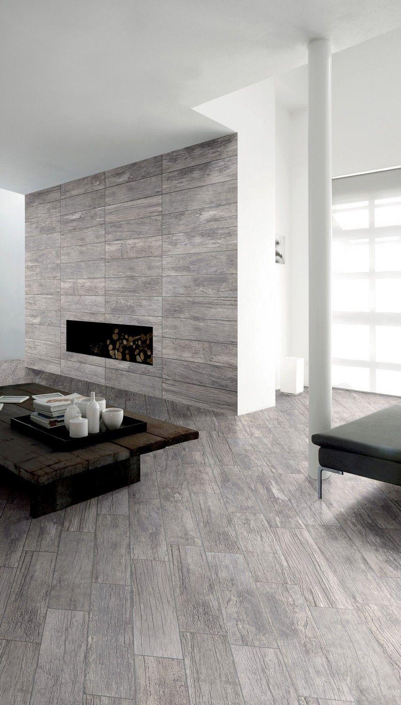 Dado century grigio 20x120 cm 301665 porcelain - Piastrelle bagno legno ...