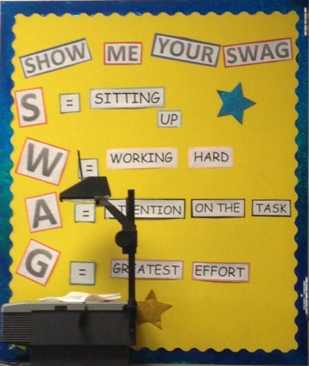 The Person Who Thought This Acronym Worked Brilliant