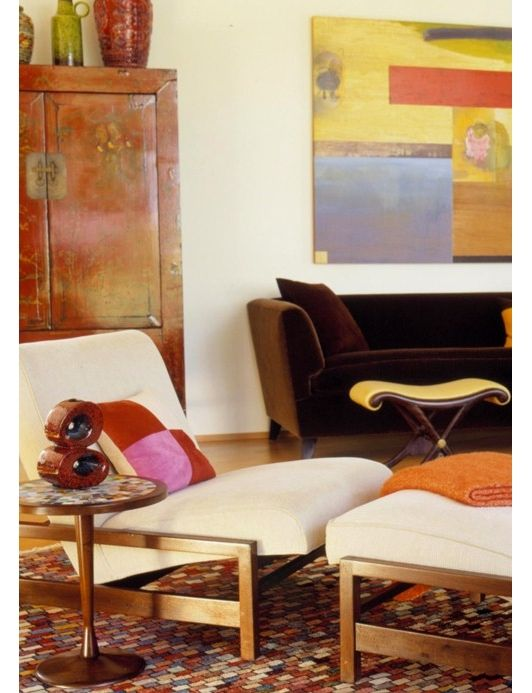 Charming Moderate Your Bright Accessories With Neutral Furniture To Crate A Living  Room That Is Both Colourful