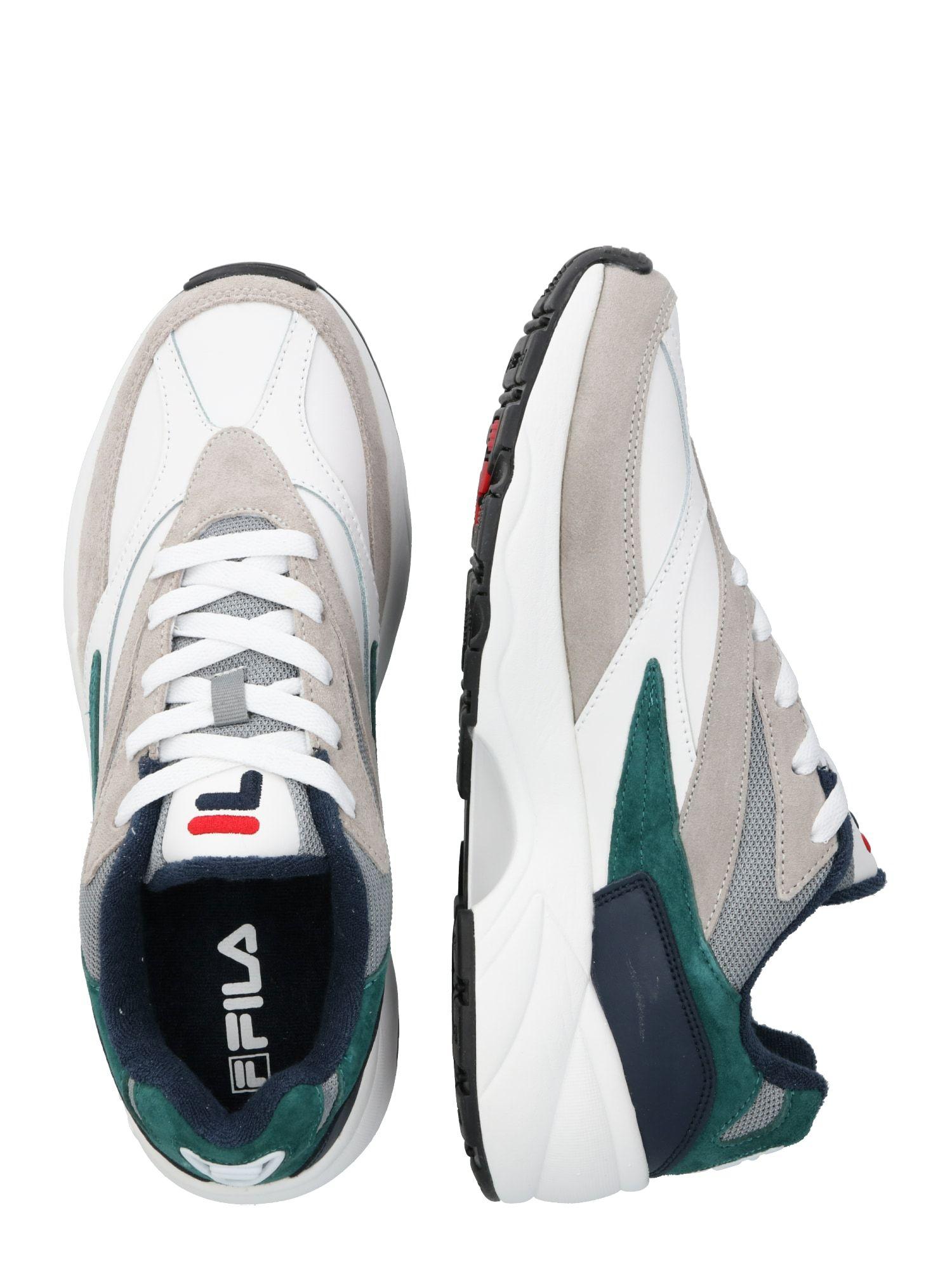 FILA Sneaker 'V94M L low' Herren, Dunkelblau Grau Grün