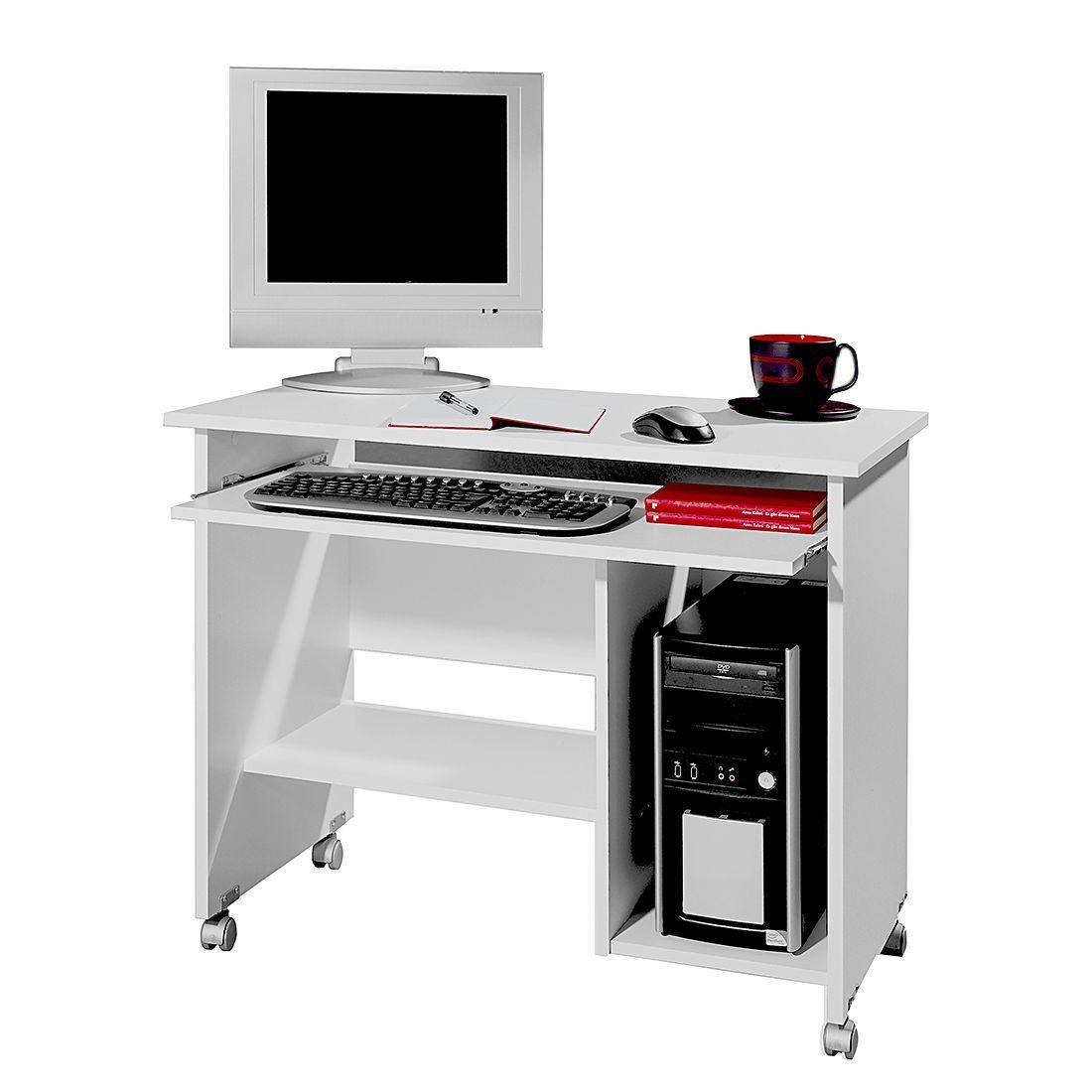 Computertisch Tirana Computertisch Tisch Hohenverstellbar Computerschreibtisch