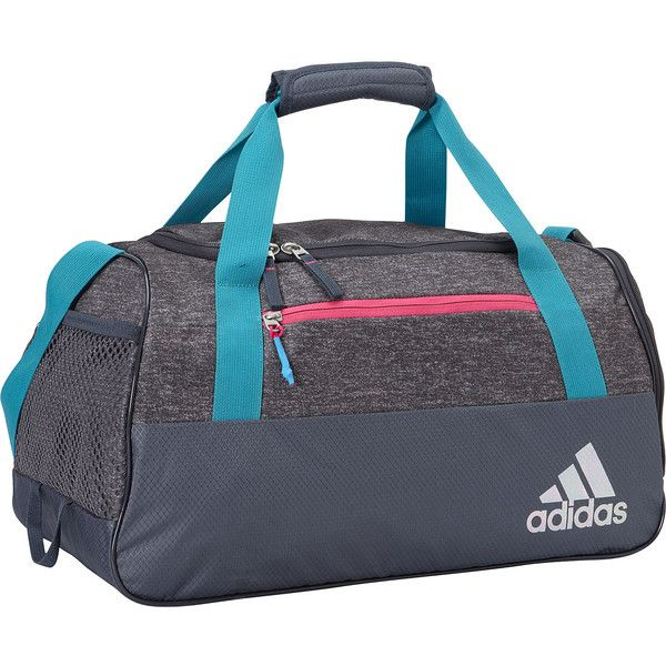 adidas Squad III Duffel ❤ liked on Polyvore featuring bags and luggage fcceec86c0bfb