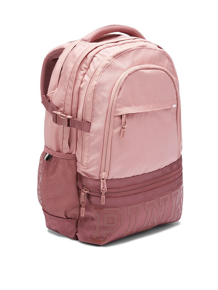 290bb5bb07 Collegiate Backpack - PINK - Victoria s Secret