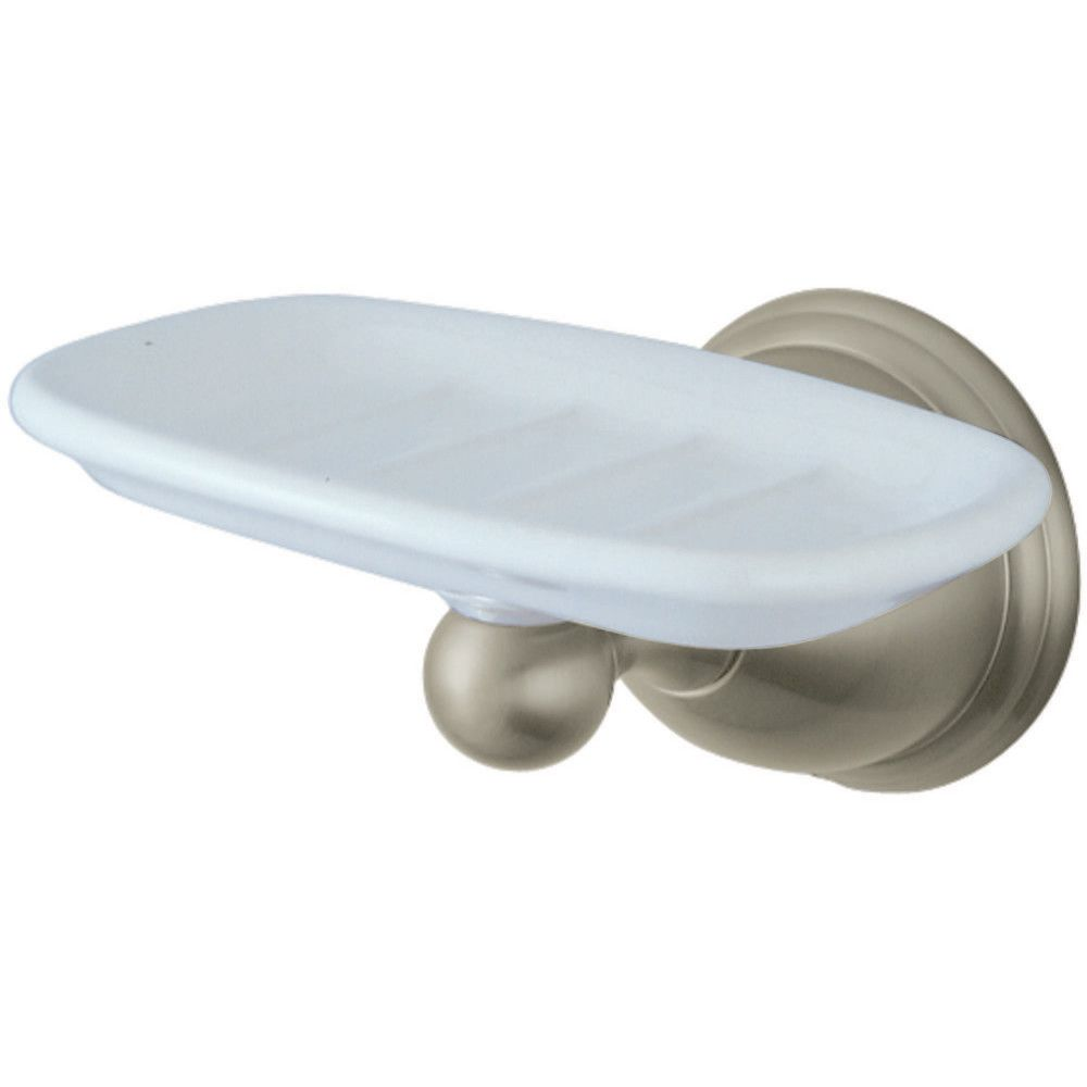 Command Soap Dish Brushed Nickel Paper Dish Soap Soap Satin Nickel