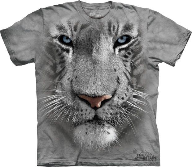3f163c6df1 Camisetas com estampa de rostos de animais