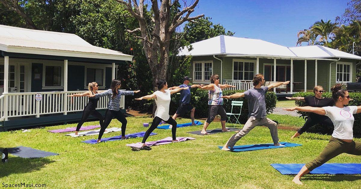 New Wellness Based Coworking On Maui Maui Pinterest Maui Hawaii