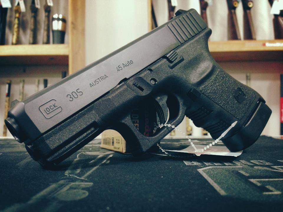 Glock 30S. **Great Concealed Carry Gun** #glock #30s #pistol ...