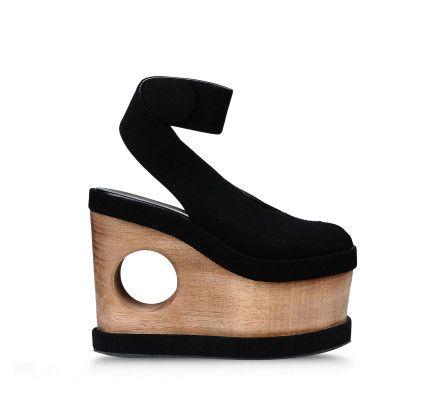 Womens High Heels Stella Mccartney Cornelia Flatform Sandals Heels Buy Quality