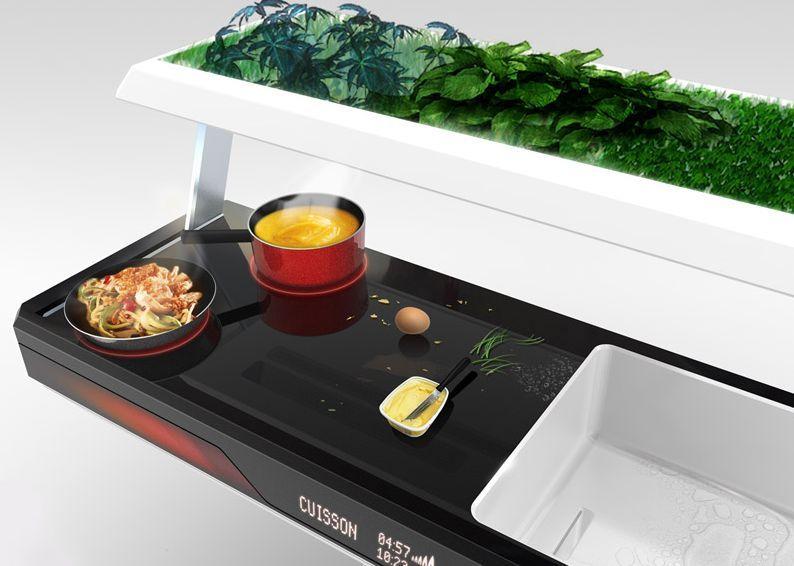 Estamos acostumbrados a las cocinas el ctricas o de gas en for Cocina electrica consumo