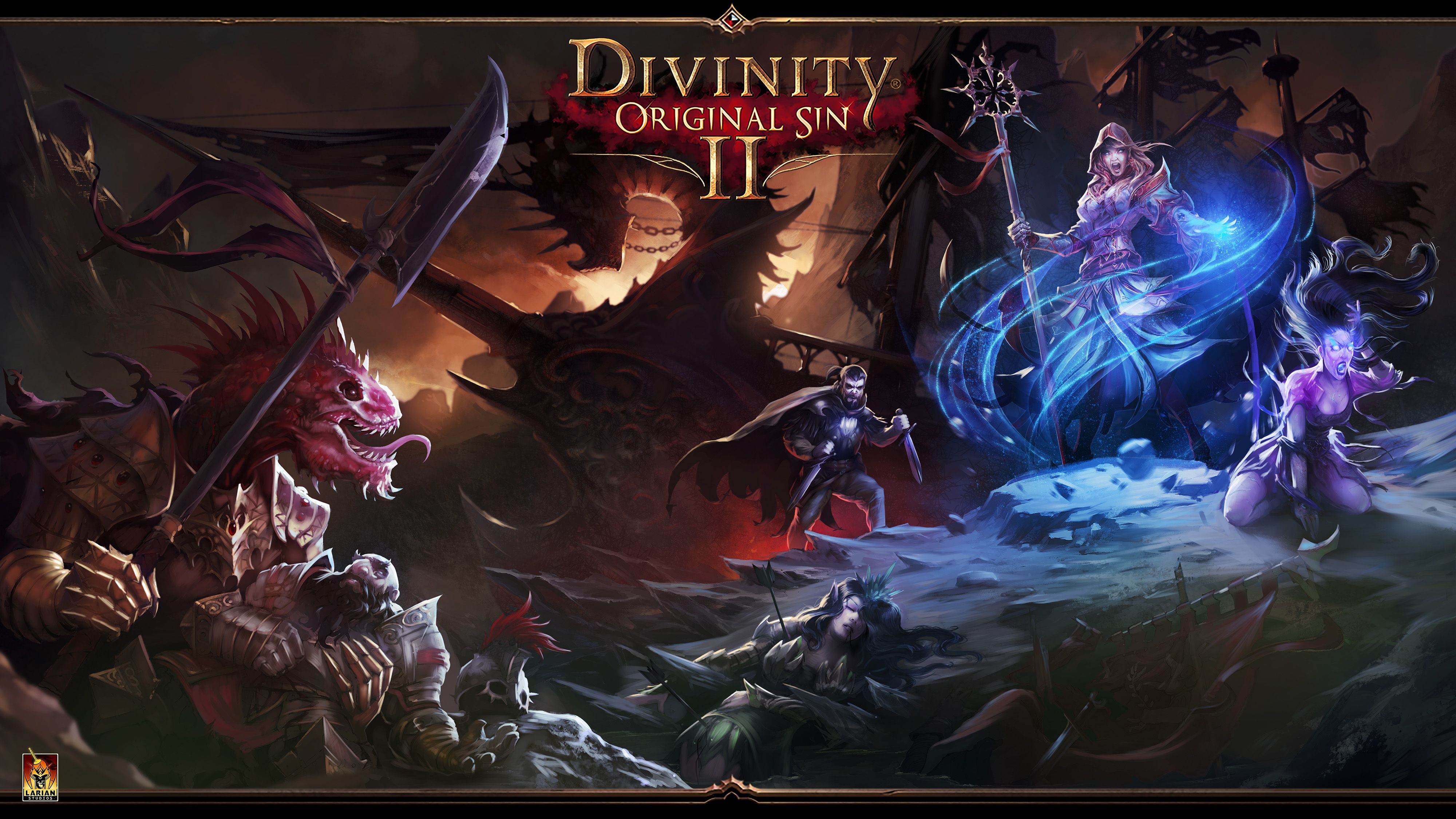 Larian Studios Has Announced That Polymorph And Summoning Skills Are Now Available To All Owners Of Divinity Original Sin 2 Currently Available On S Fotografii